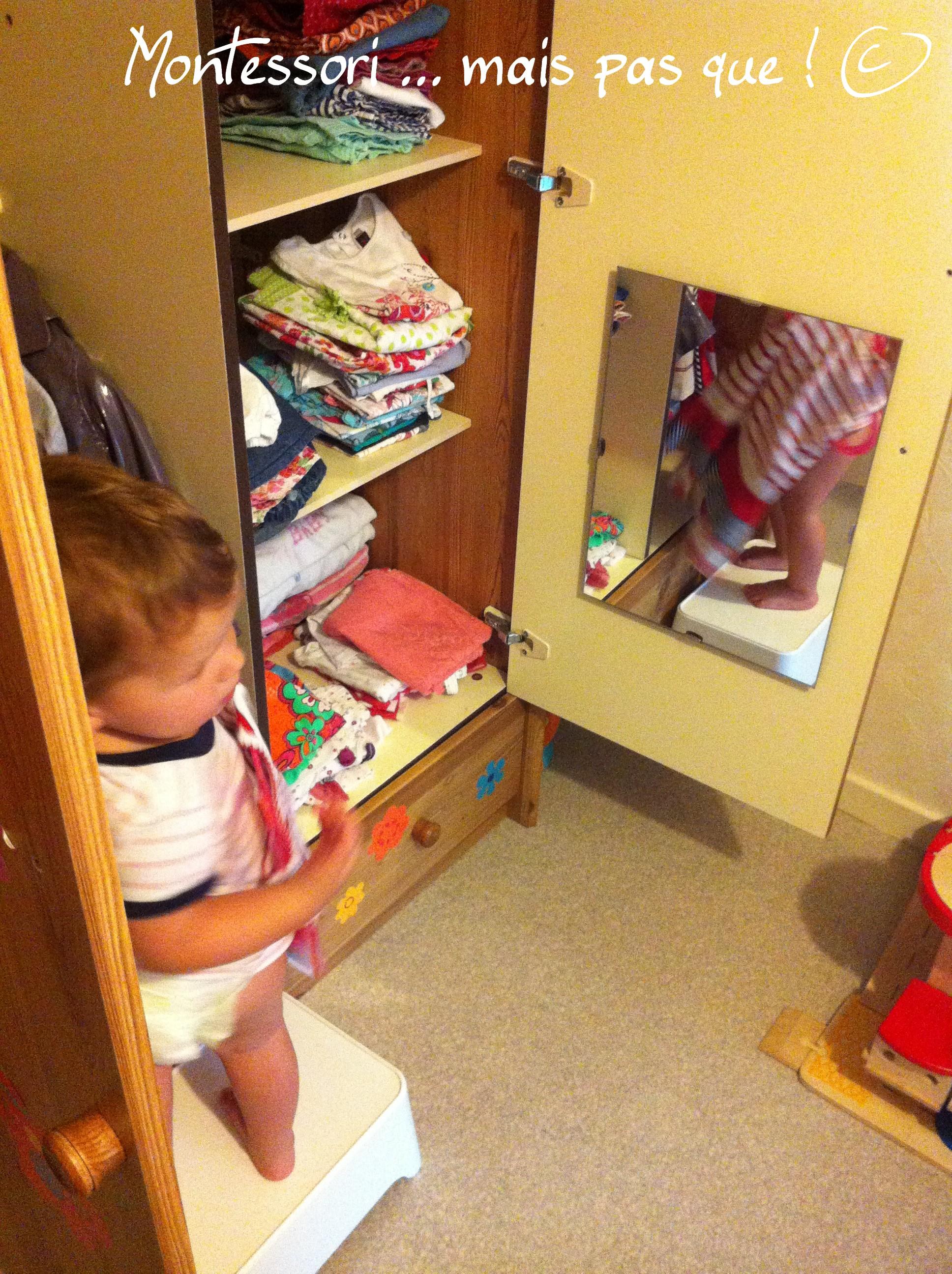 Aménagement chambre – montessori … mais pas que !