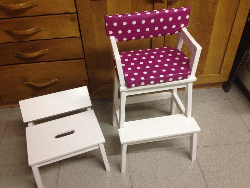 Chaise Haute Montessori Mais Pas Que