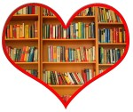 Bibliothèque coeur
