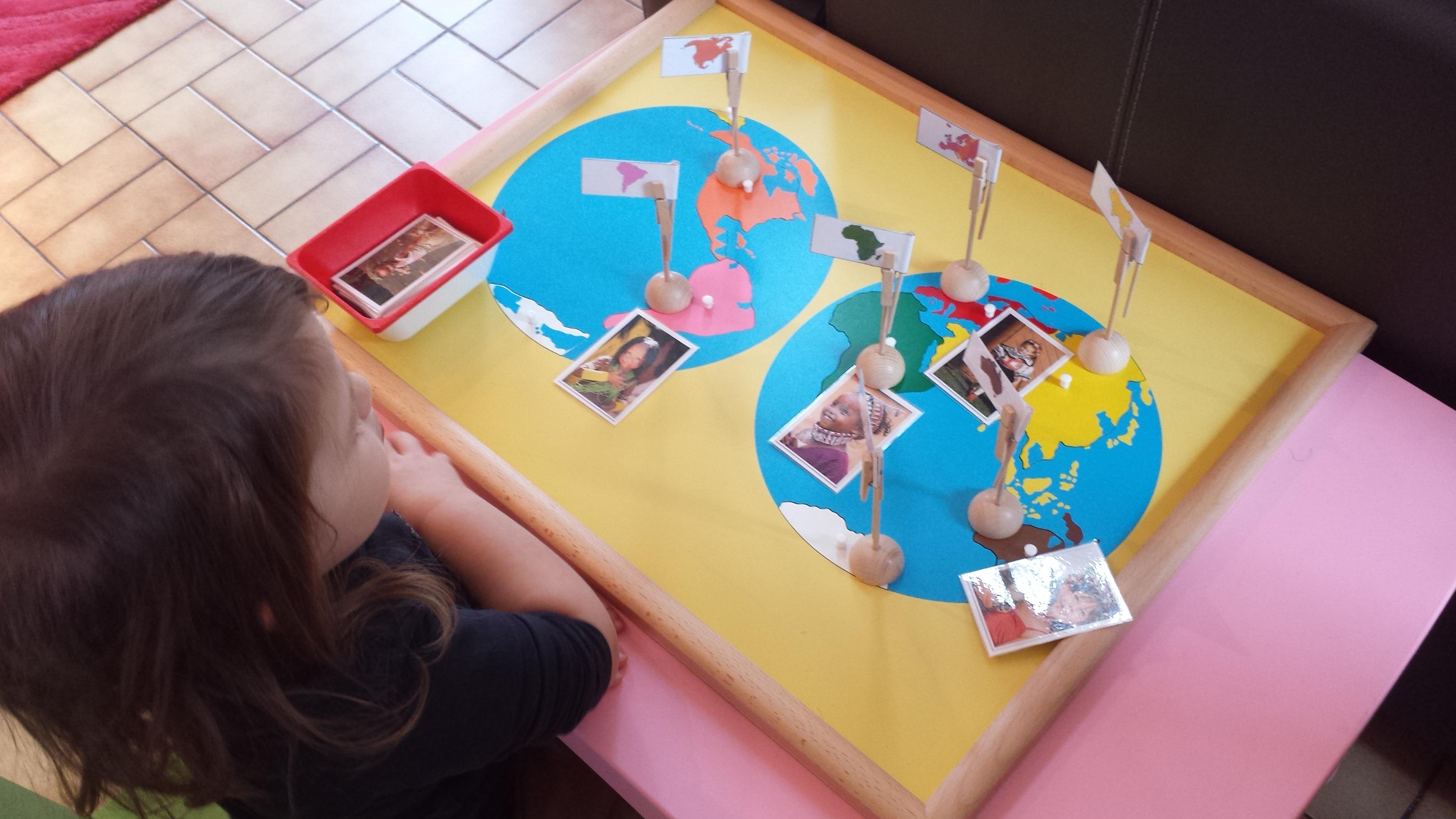 Fabuleux continents montessori – Montessori … mais pas que ! YG64